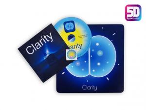 CD Clarity Set mit Handychip und Energiegrafik